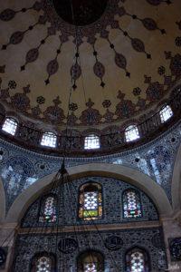 Kuppel der Blauen Moschee Türkei