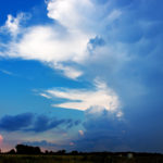 Gewaltige Wolkenbilder