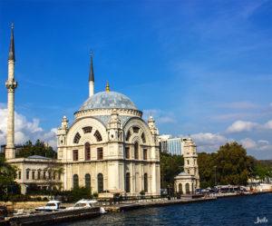 Moschee am Bosporus
