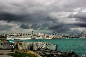 Panorama von Istanbul