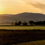 Die Ruhe eines Sonnenaufgangs