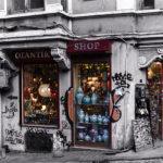 Souvenirladen in Istanbul