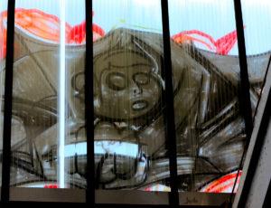 Affe-auf-dem-Dach